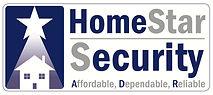 Home Star Security Logo, CCTV  Intruder Alarms