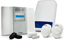 Visonic Wireless Intruder Alarms