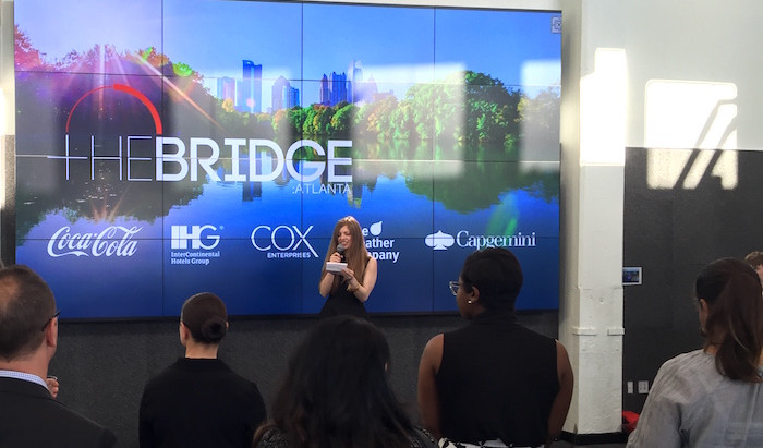 Mogean selected for Coca-Cola led Program, The Bridge: Atlanta