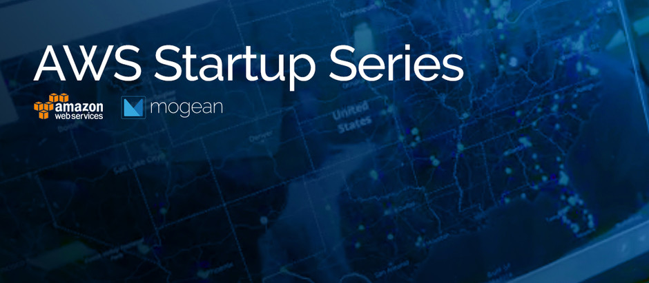 Mogean featured in AWS Startup Series