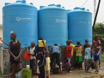 Renforcement de l'approvisionnement en Eau Potable à Douala : la Camwater met en service 114 bâc