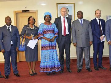 Signature d'une convention de financement entre l'État du Cameroun et la banque norvégienne GIEK