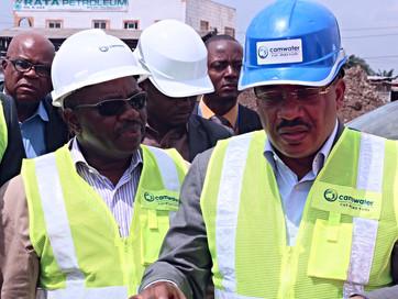 Visite de travail du Ministre de l'Eau et de l'énergie: pour une synergie agissante sur l'Ea