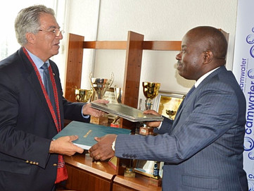 Coopération: Camwater Signs with the Israelis: The Cameroon Water Utilities Corporation recently sig
