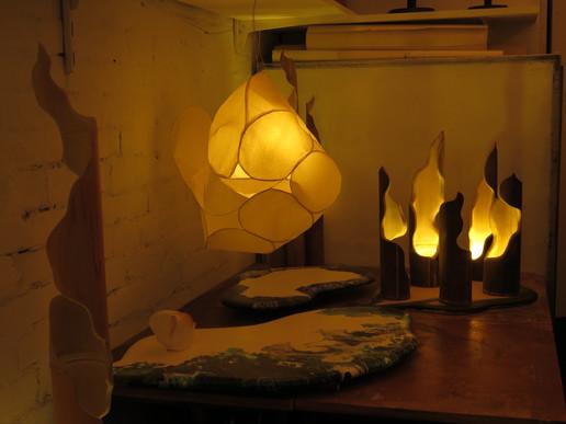 organic led lamps