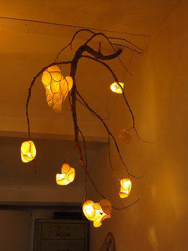 MOONLIGHT TREE - rice paper led lamp