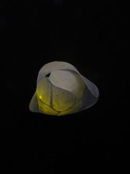 FALLING PETAL - rice paper led lamp