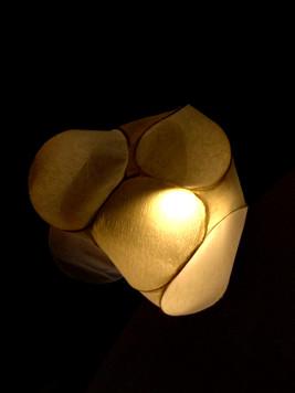STAR - rice paper led lamp