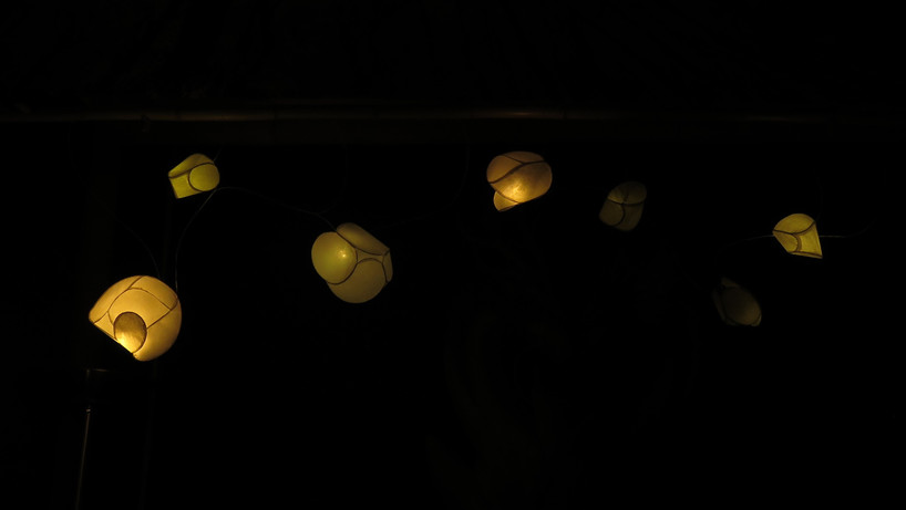 Chinese rice paper Lamps