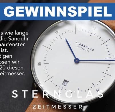 STERNGLAS - Zeitmesser