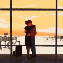 Our First Goodbye