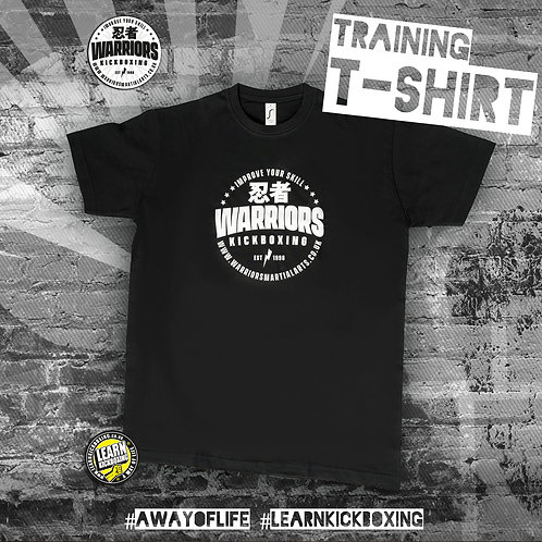 Kickboxing Training T-Shirt (Adult)