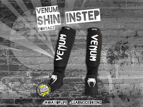 VENUM KONTACT SHIN INSTEP GUARDS