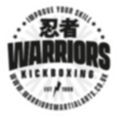 warriors kickboxing logo