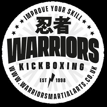 warriors kickboxing logo
