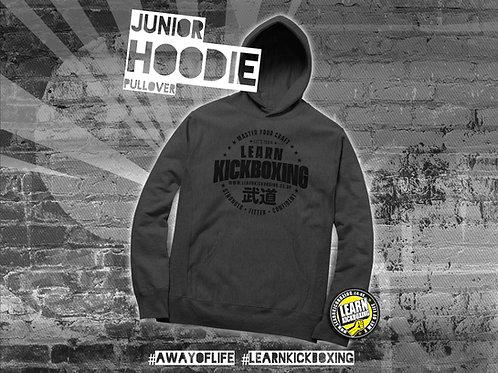 Learn Kickboxing Pullover Hoodie (Junior) 2018