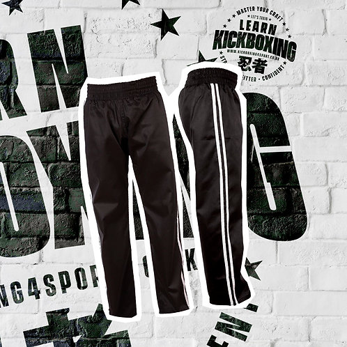 FULL CONTACT KICKBOXING TROUSER SATIN (ADULT)