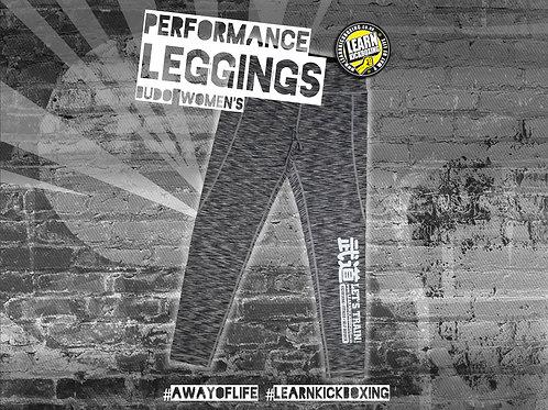 Women's Performance Budo Leggings