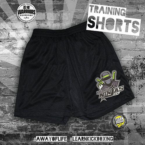 Knee High Ninjas Training Shorts (Junior)
