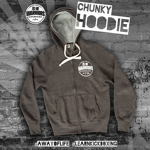 Kickboxing Chunky Hoodie (Adult)