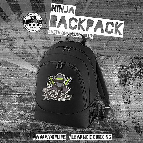 Knee High Ninjas Backpack