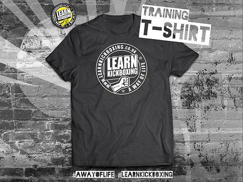 Kickboxing Training T-Shirt (Adult)