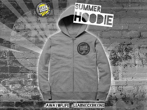 Kickboxing Summer Hoodie (Adult)