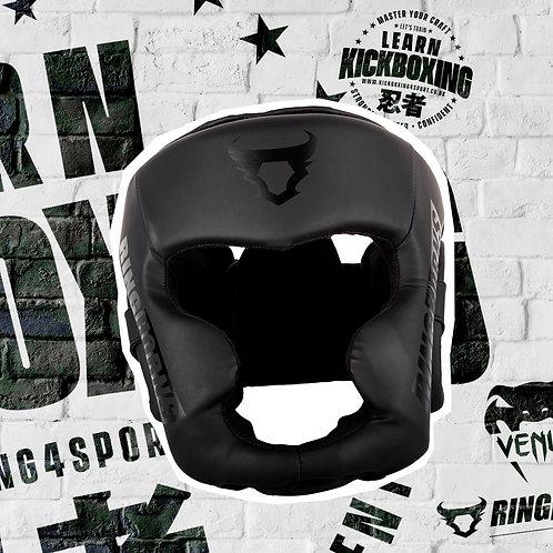 RINGHORNS CHARGER HEADGEAR (BLACK/BLACK)