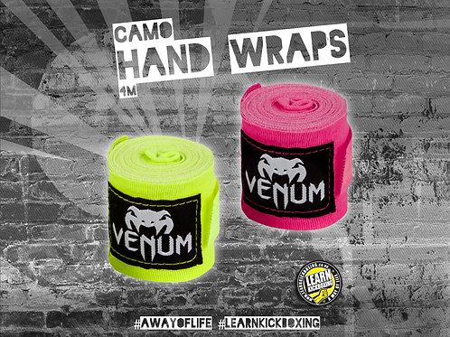VENUM BOXING HAND WRAPS 4M