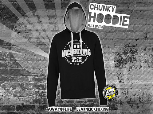 Kickboxing Chunky Pullover Hoodie (Adult) 2018