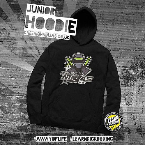 Knee High Ninjas Pullover Hoodie (Junior)