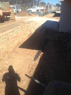 Landscape preparation