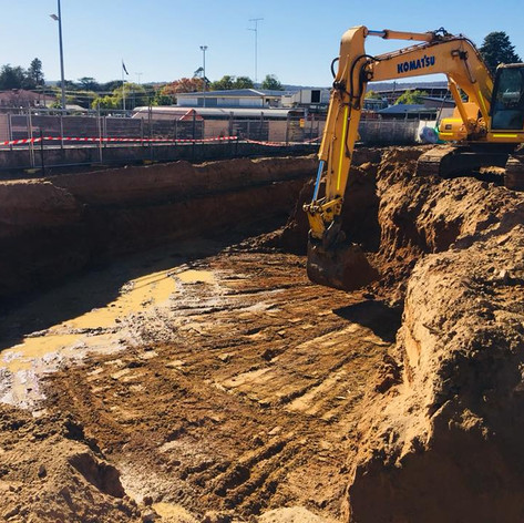 excavation canberra