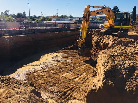 excavation canberra