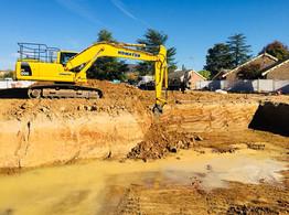 ACT excavator
