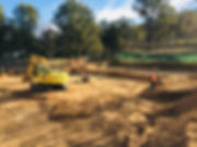 Canberra excavation