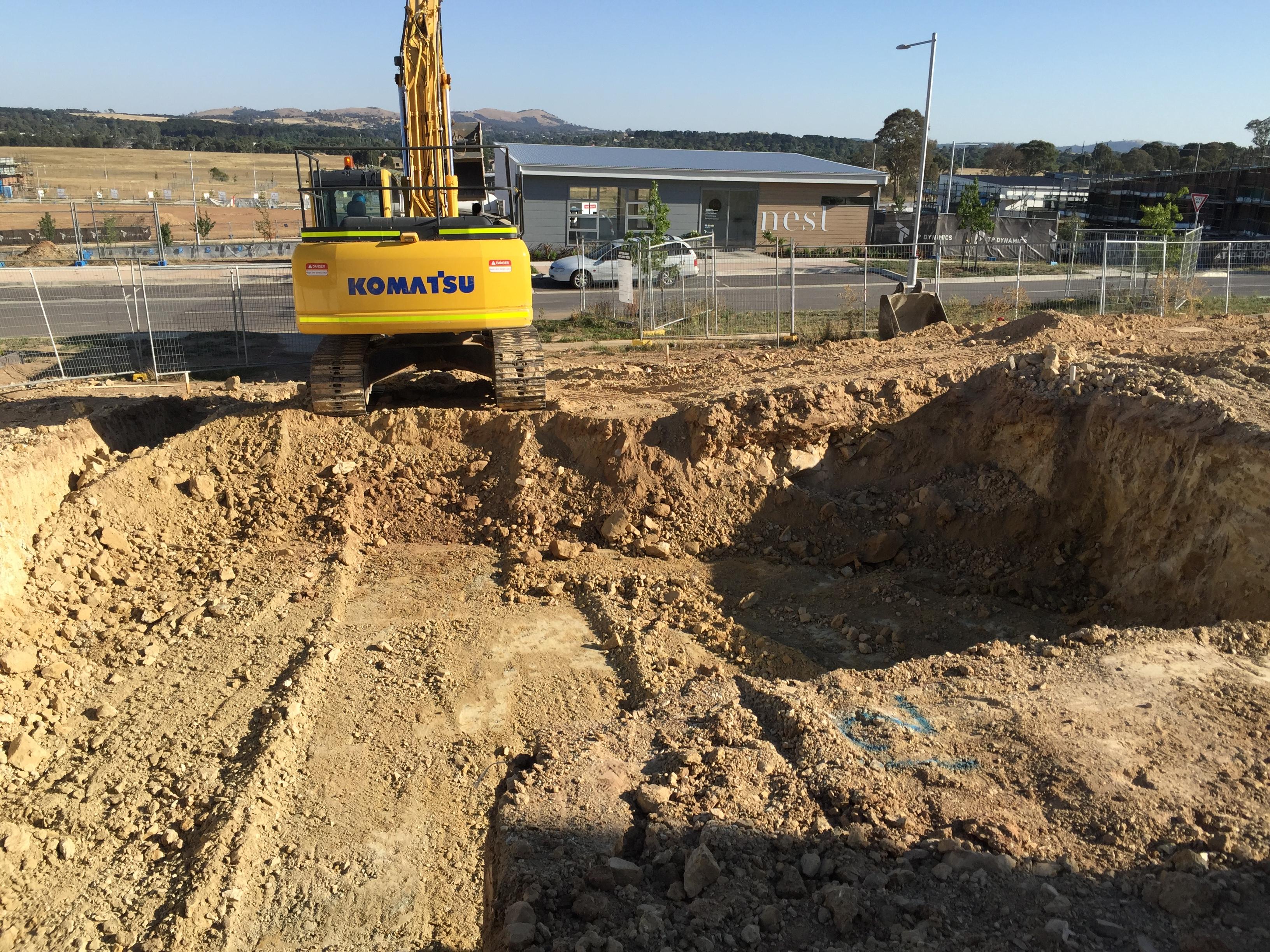 Bulk excavation canberra