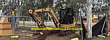 Excavator bobcat hire Canberra Australian Capital Territory | Brindabella Excavations and Earthworks