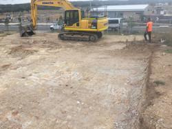ACT Excavator hire