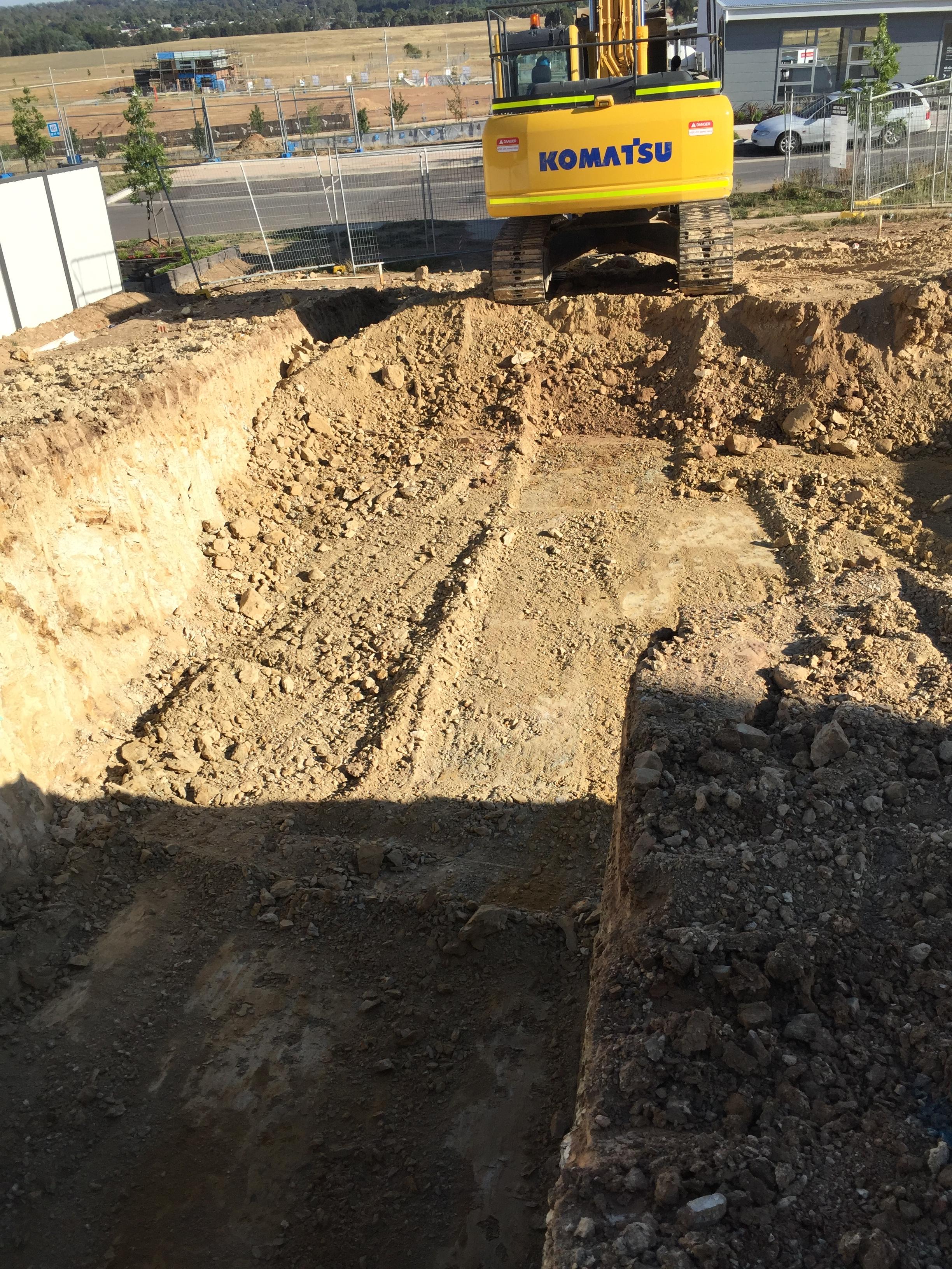 ACT excavation contractor
