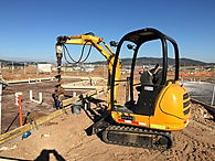 Mini Excavator hire Canberra