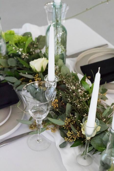 24-Table-Candles-White-Green-Modern-Ligh