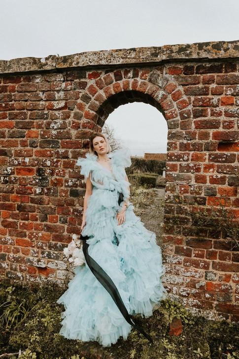 9-Bride-Moody-Boho-Modern-Gothic-Wedding