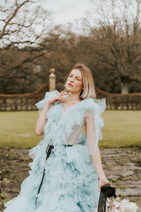 2-Turquoise-Dress-Boho-Modern-Gothic-Wed