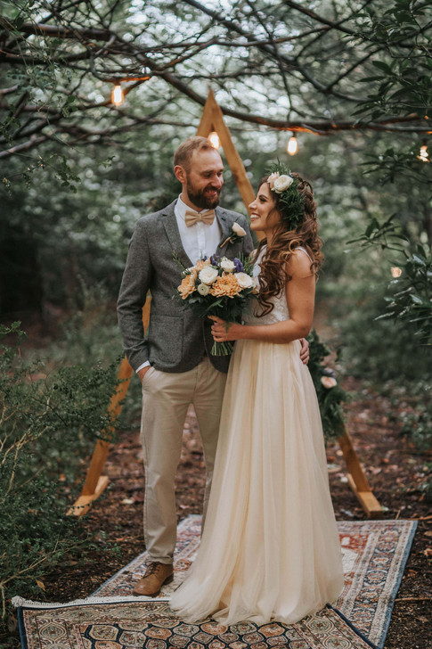 9-Happy-Couple-Rustic-Orchardleigh-Woodl