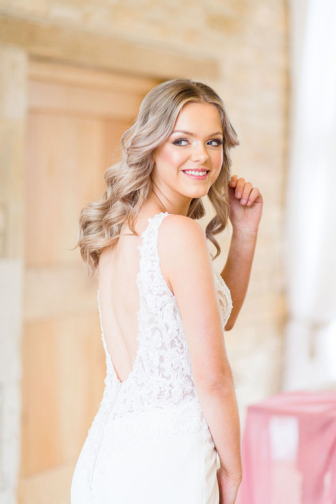 12-Bride-Lace-Dress-Pink-Light-Airy-Fine