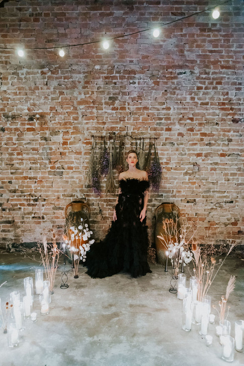 49-Bride-Black-Boho-Modern-Gothic-Weddin