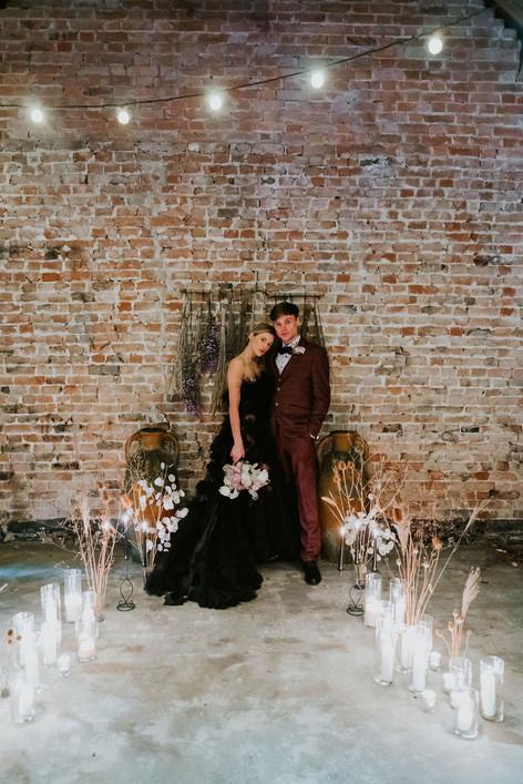 46-Bride-Groom-Boho-Modern-Gothic-Weddin