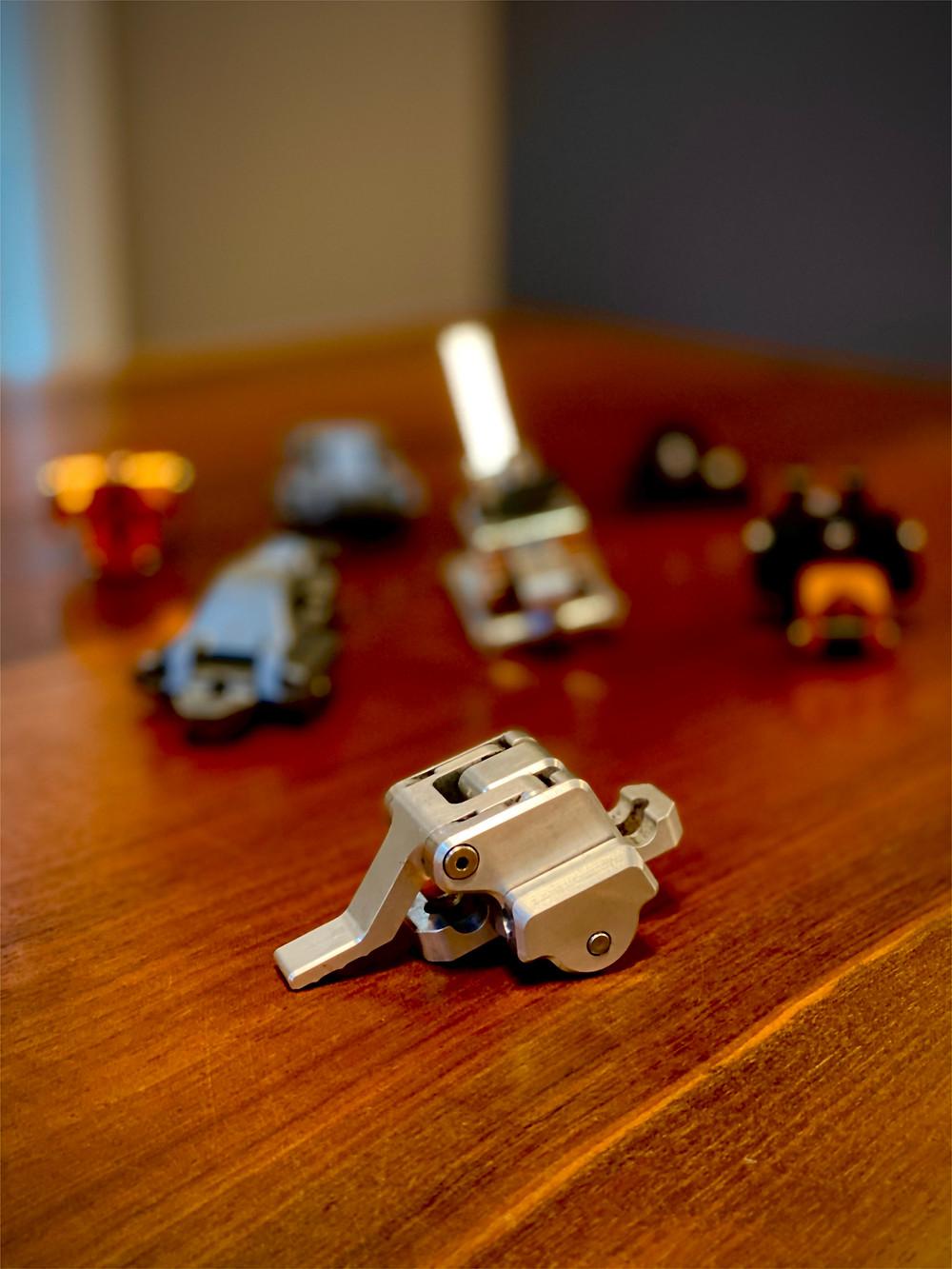 SwitchGrade prototypes