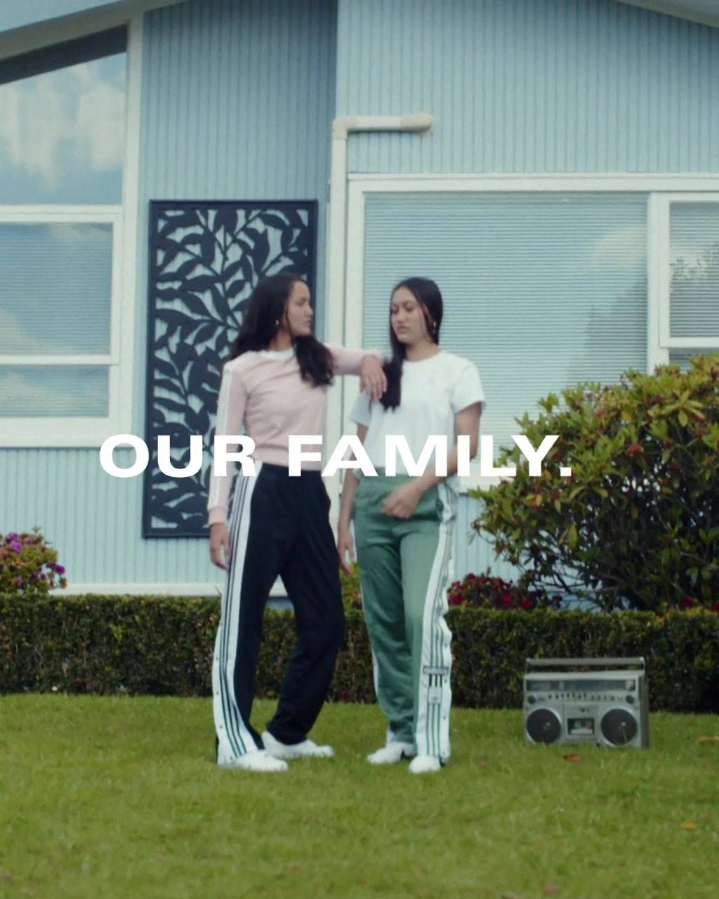 Meet Galilee and Sequoia Lambert from Auckland.  This is their story.  #StirlingSports #OurHeritage